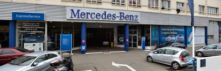 Mercedes-Benz Le Port-Marly